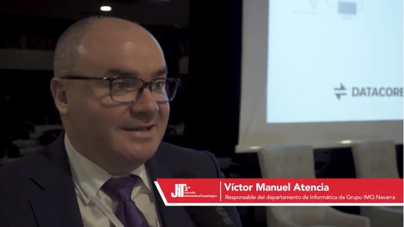 Vídeo Resumen de la ponencia ofrecida por Grupo IMQ Navarra en JIT 2018