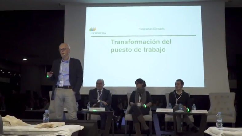 Vídeo Resumen de la ponencia ofrecida por Iberdrola en JIT 2018