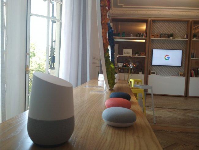 El asistente doméstico Google Home llega a los hogares españoles