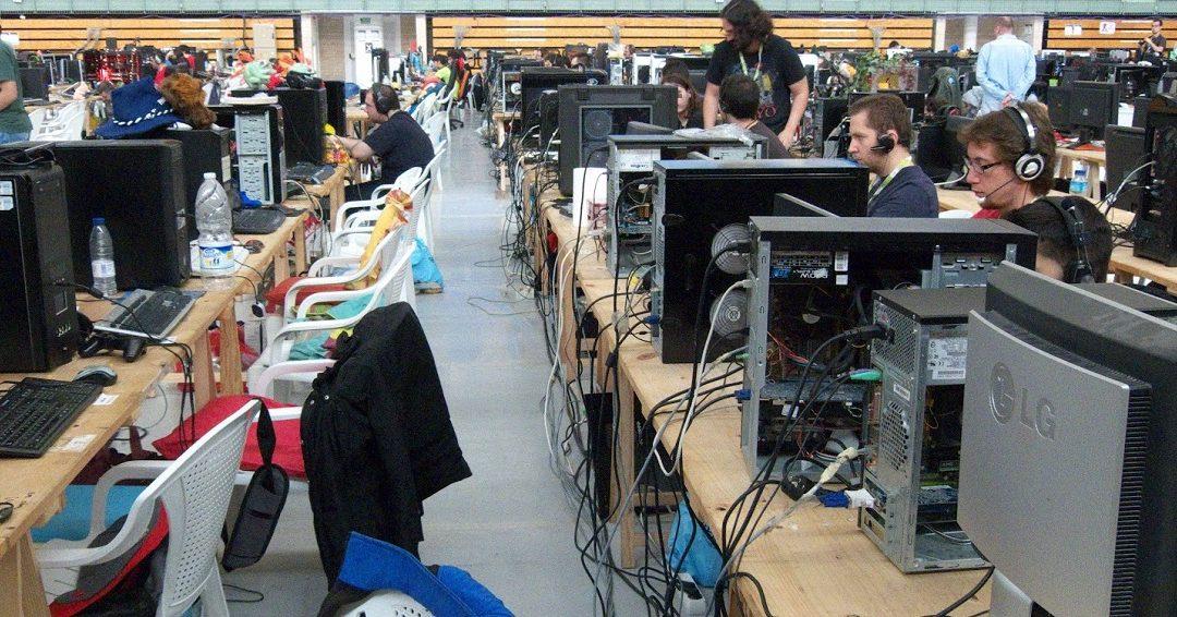 CISTEC technology patrocina una nueva edición de la 'Navarra LAN Party'