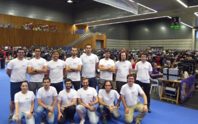 Navarra LAN Party, la fiesta tecnológica de Pamplona