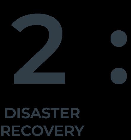2 disasterrecovery - Seguridad de la Información