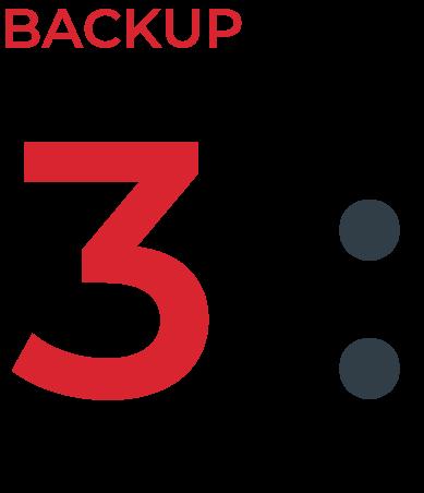3 backup - Seguridad de la Información