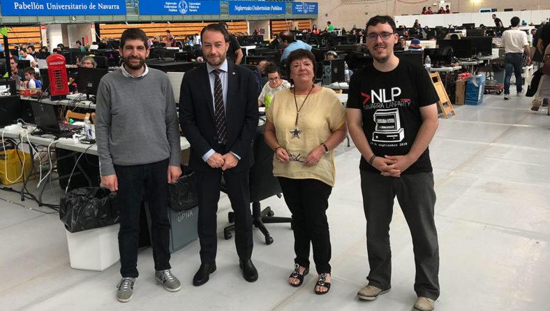 Éxito de la Navarra LAN Party que logra reunir a medio millar de internautas