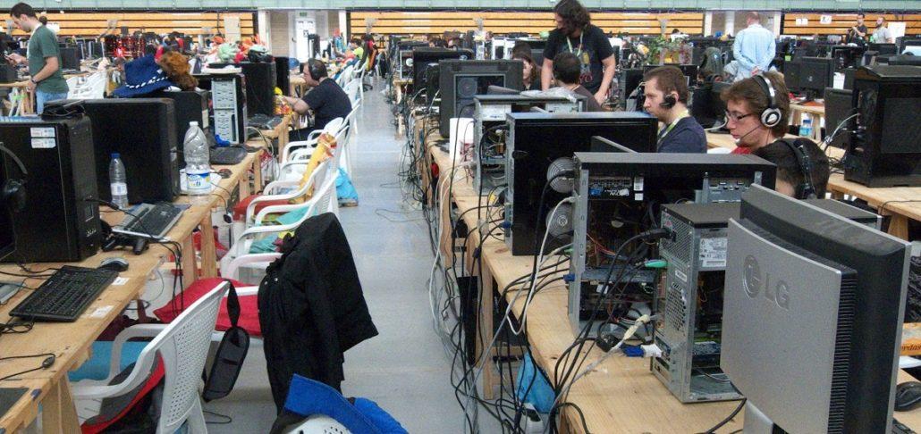 P1080714 jji 1030x486 - Arranca la Feria de Empleo Virtual de la Navarra Lan Party