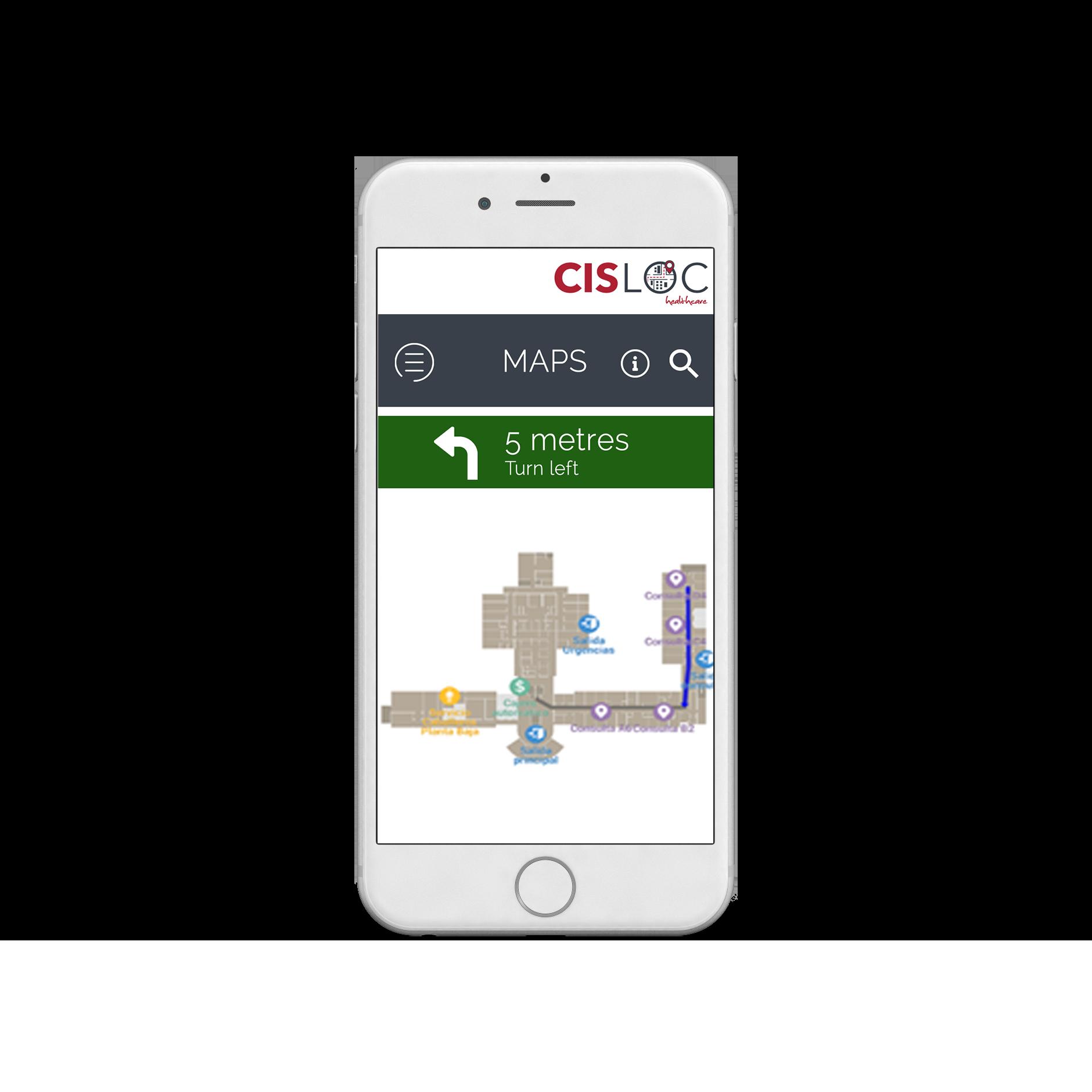 Techcare Navigation - Techcare