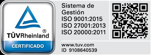 certificado ISO - Política de Calidad