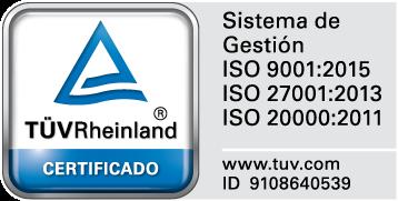certificado ISO sistema gestion - Política de Calidad