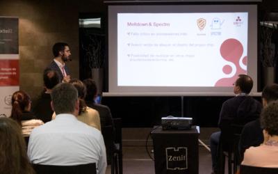 CISTEC Technology acudió ayer a la primera Edición de EventByte Meetup