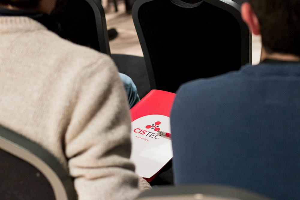 IMG 6075 - CISTEC Technology acudió ayer a la primera Edición de EventByte Meetup