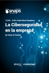 """Ciberseguridadenempresas invitacion 07 203x300 - Expertos advierten que, en 2017, las ciberamenazas serán """"más inteligentes, autónomas y complejas de detectar"""""""