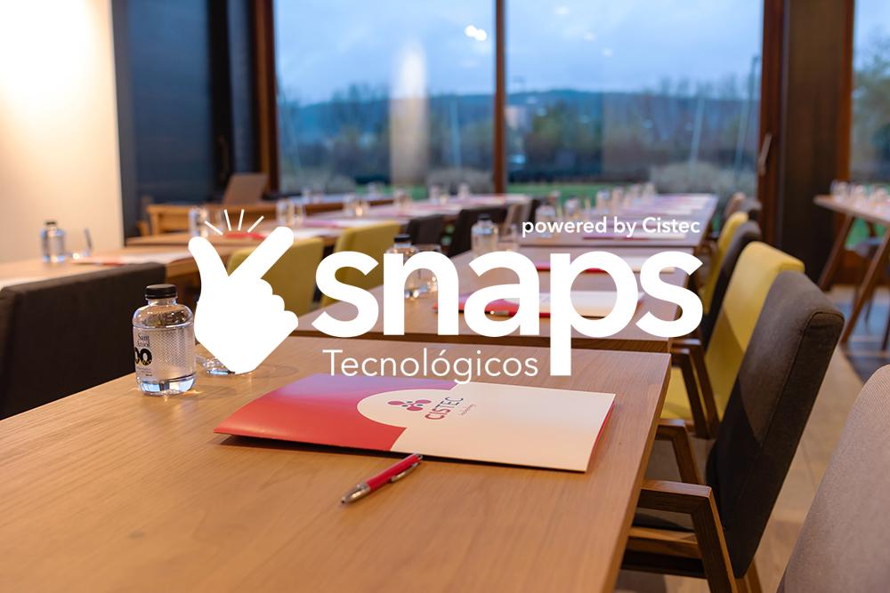 Estrenamos nuestro ciclo de eventos Snaps Tecnológicos