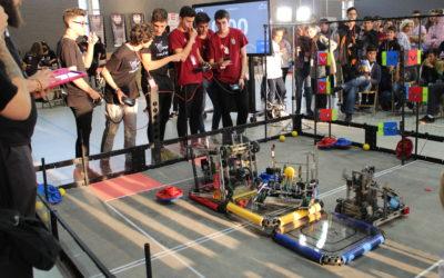 CISTEC patrocina un equipo de competición de robótica