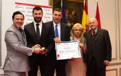 CISTEC recibe el premio a la excelencia profesional
