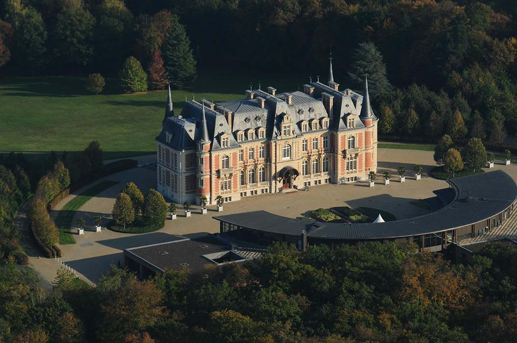 domaine les fontaines chantilly cistec - Premio Best Partner de DataCore para Cistec Technology