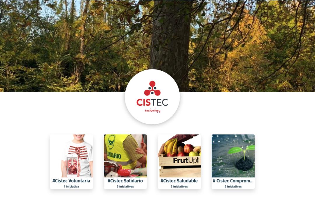 CISTEC activa su Plan de Responsabilidad Social Corporativa
