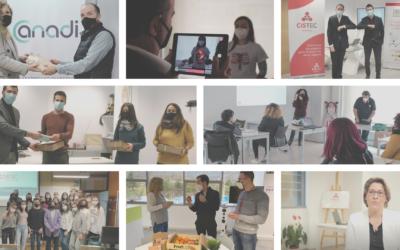 """""""Muchos pocos hacen mucho"""" candidata a los premios RSCapital de Navarra Capital."""